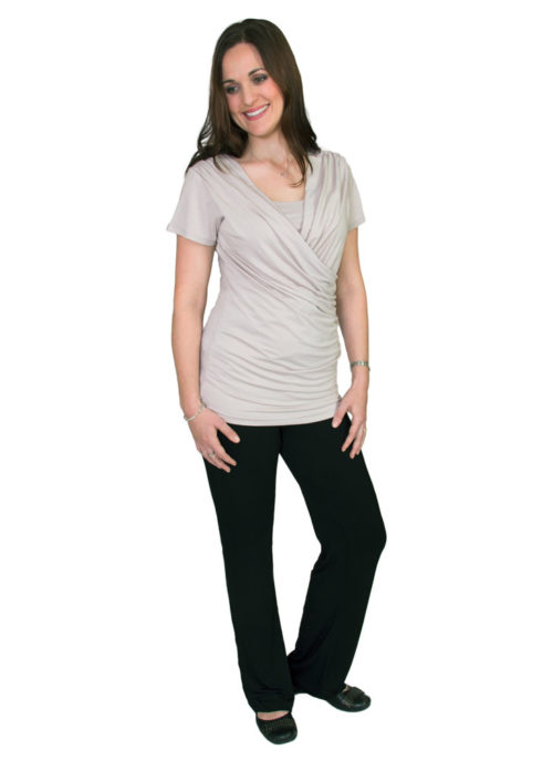 Maternity pants and Louise top