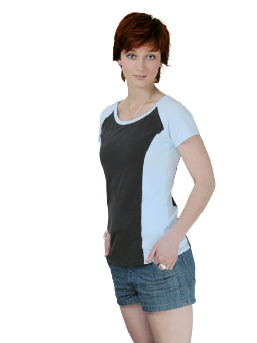 Terri Raglan Nursing Top